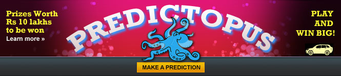 Yahoo! India Predictopus logo