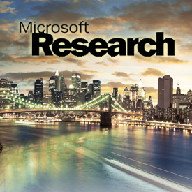 Microsoft Research NYC logo